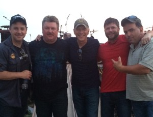 Joe Diffie and the SRB